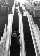 Rolltreppe Bahnhof Kyoto