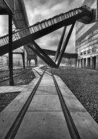 Rolltreppe Kohlenwäsche Zollverein