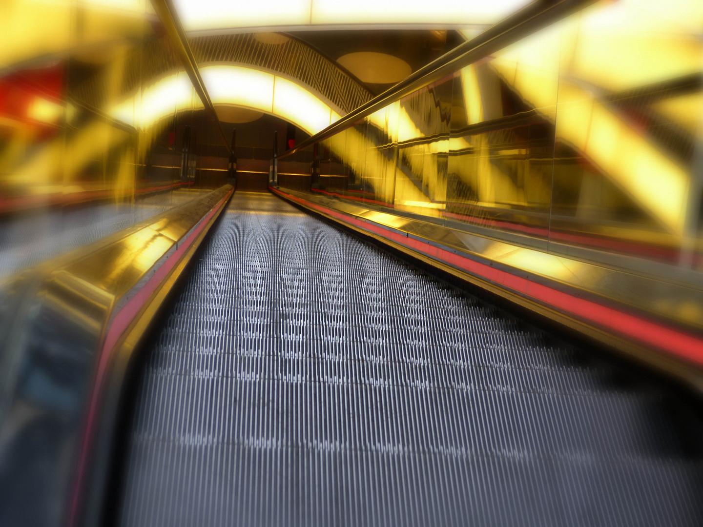Rolltreppe XXL