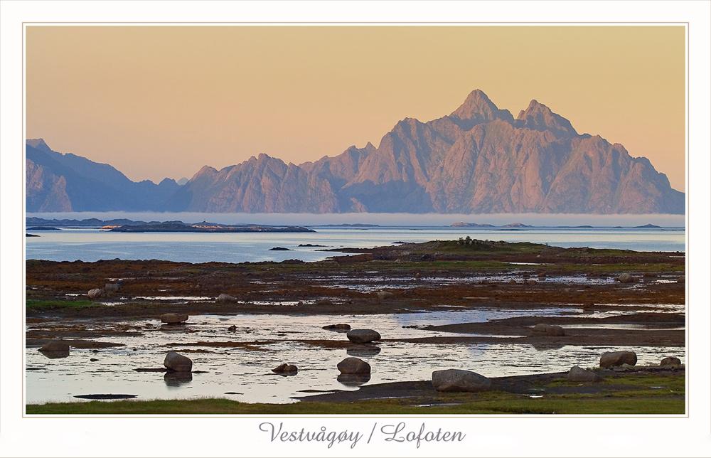 Rolvsfjorden - Lofoten
