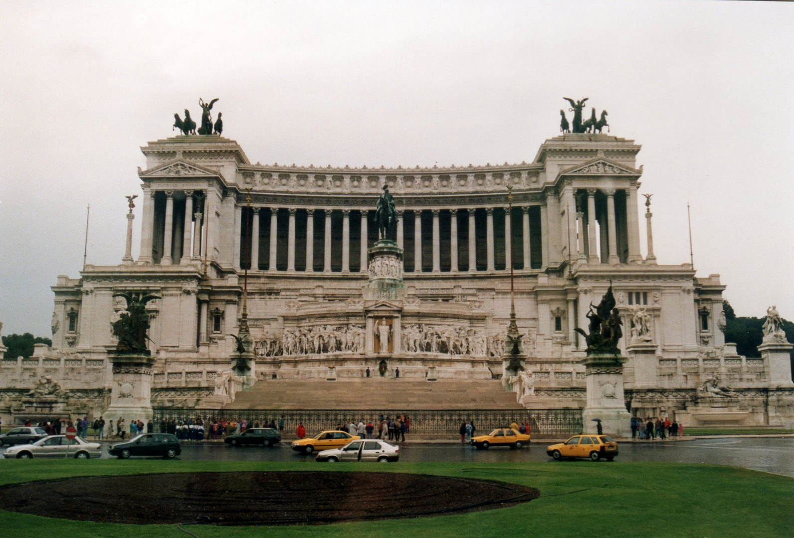Rom-1 Denkmal Viktor Emanuele