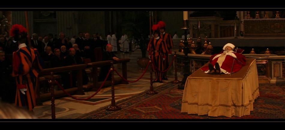 Rom #8 Erinnerungen an den zweiten Todestag von Johannes Paul II.