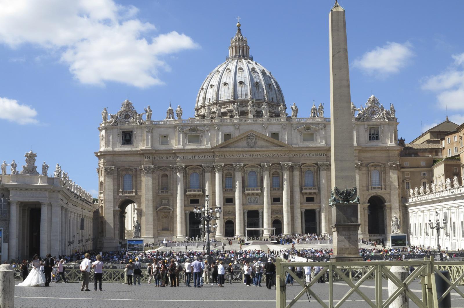 Rom Basilica di San Pietro 1