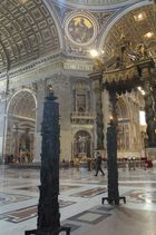 Rom Basilica di San Pietro 6