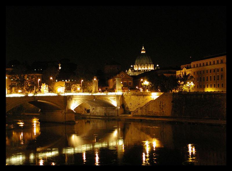 Rom bei Nacht...