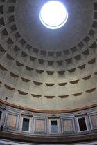 Rom; Blick aus dem Pantheon