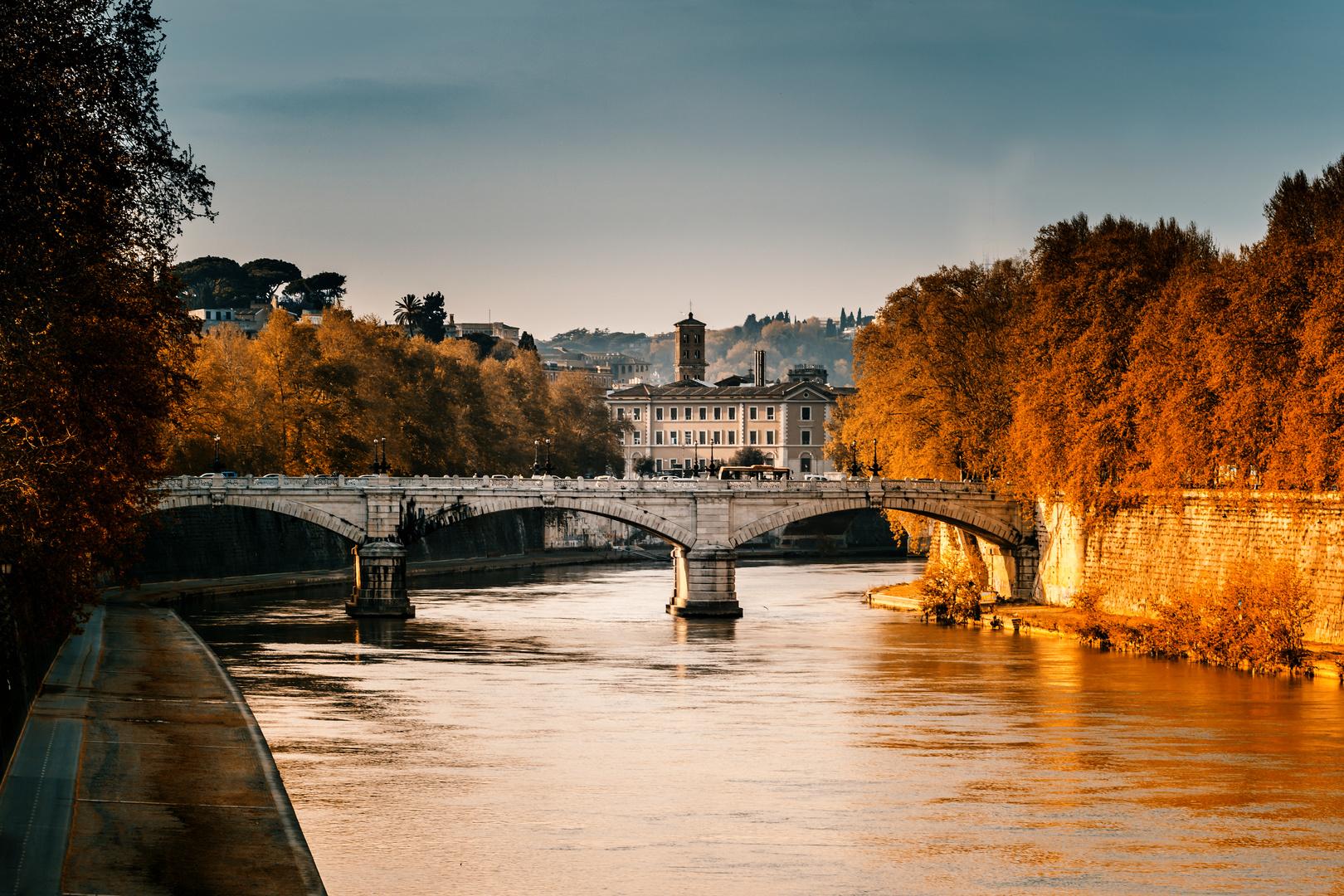 Rom Brücke