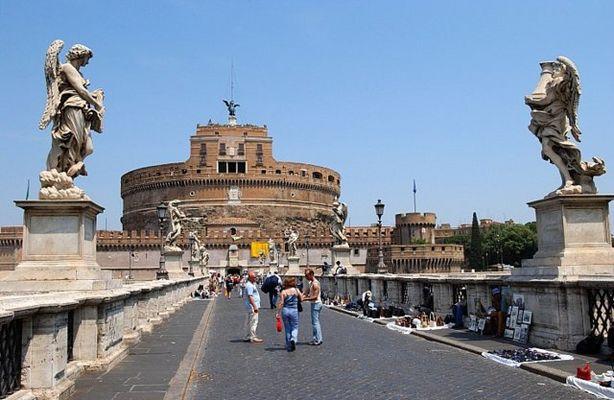 Rom - Castel St. Angelo