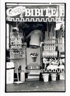 Rom - Getränkehändler an der Span. Treppe