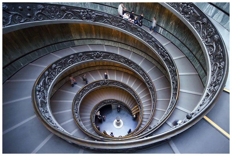 Rom, Guiseppe Momo Treppe, oder ...