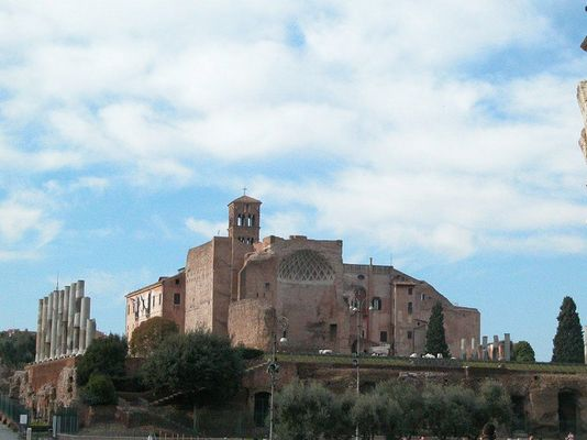 Rom Januar 2005