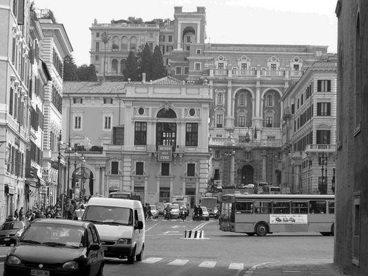 Rom lebt!