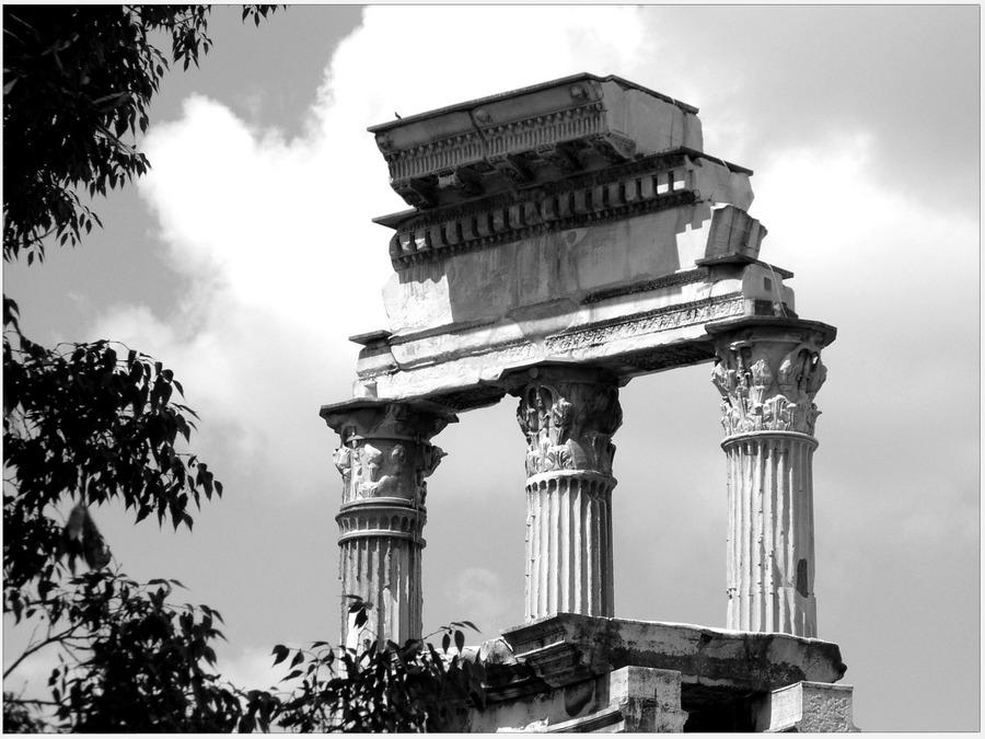 Rom-Memories - Foro Romano (Forum Romanum) II