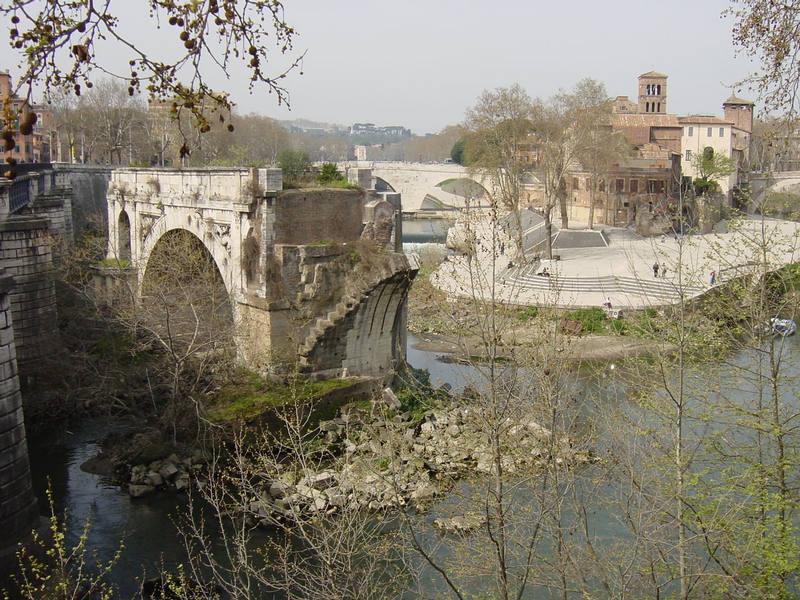 Rom, Ponte Rotto