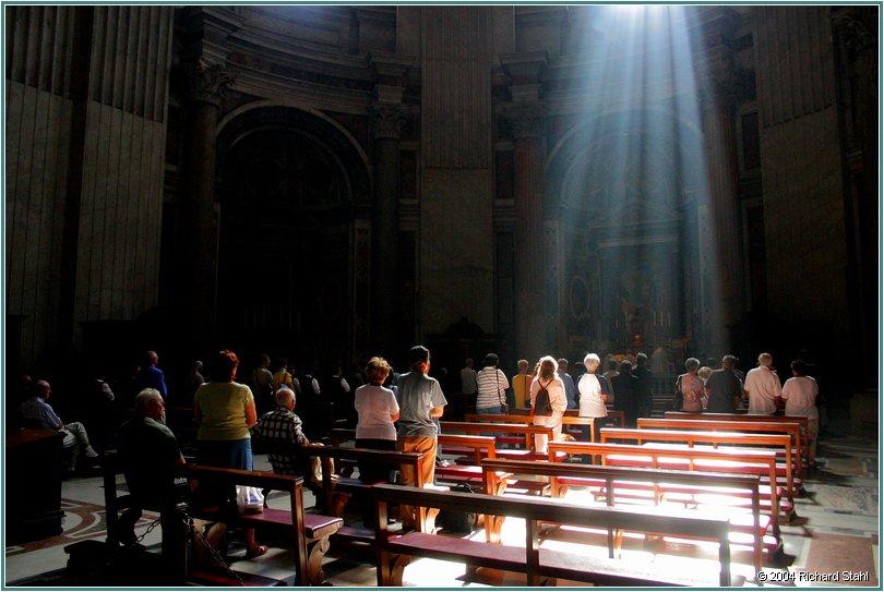 Rom. San Pietro. (2)