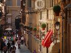 Rom, Straßenleben