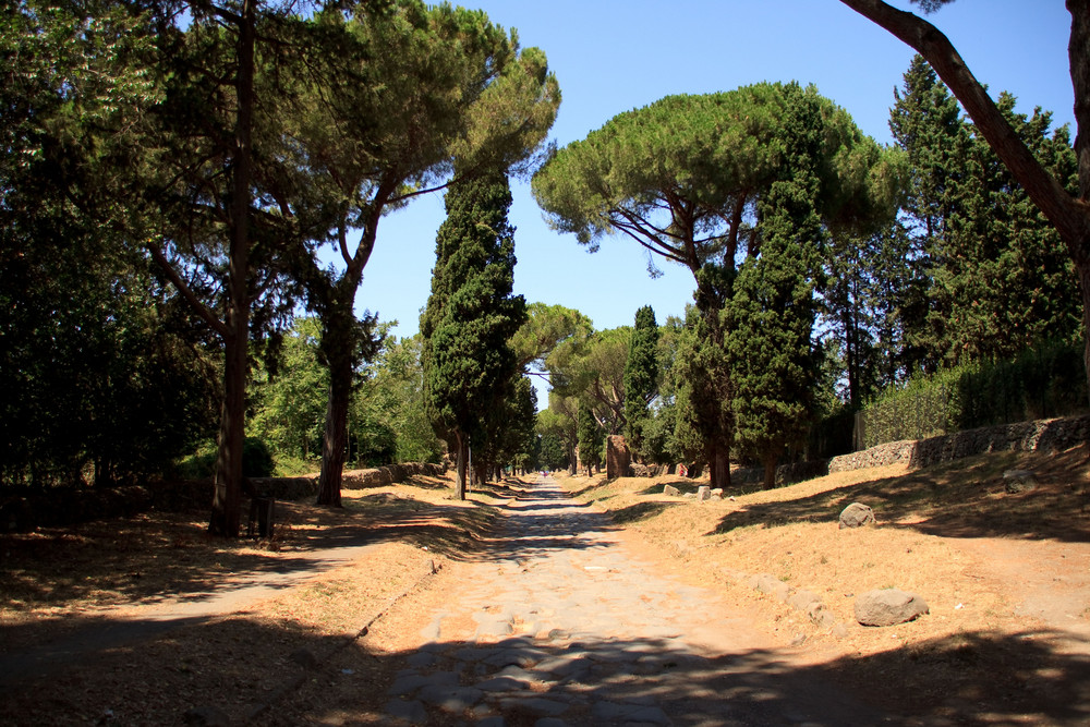 Rom via appia antica foto bild europe italy vatican for Cioccari arredamenti via appia