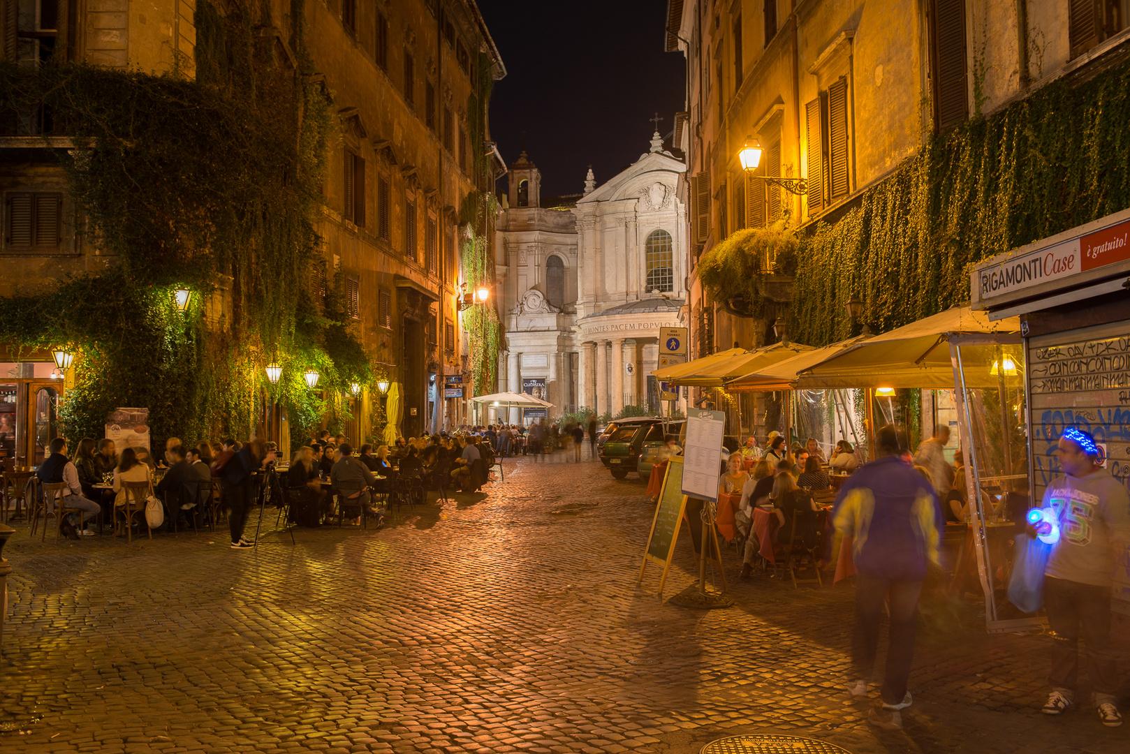 Rom, via della Pace