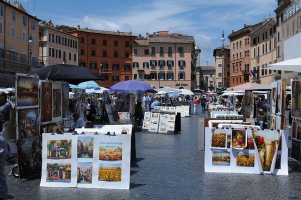 Rom X - Piazza Navona
