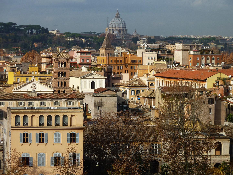 ROMA DESDE EL AVENTINO