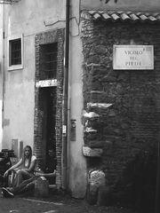 Roma dietro il Tevere