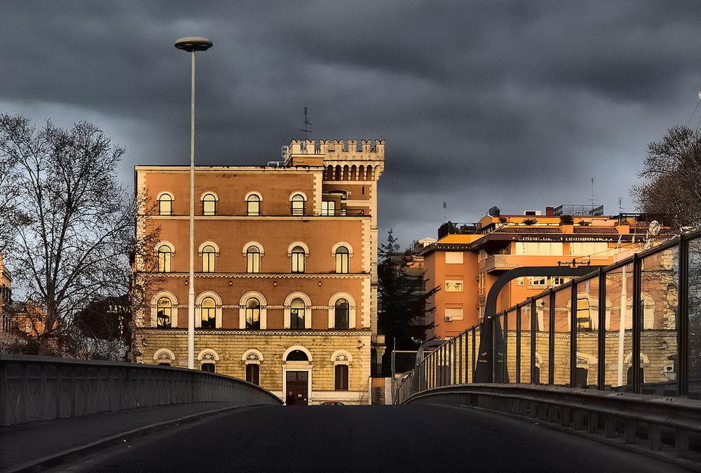Roma Imbronciata