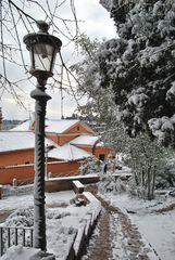 """Roma: """"La solitudine della neve"""""""