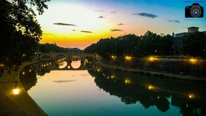 Roma, LungoTevere - 2015.