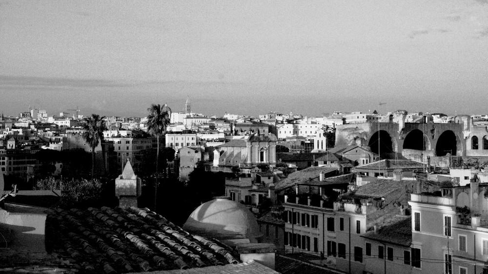 Roma mon amour