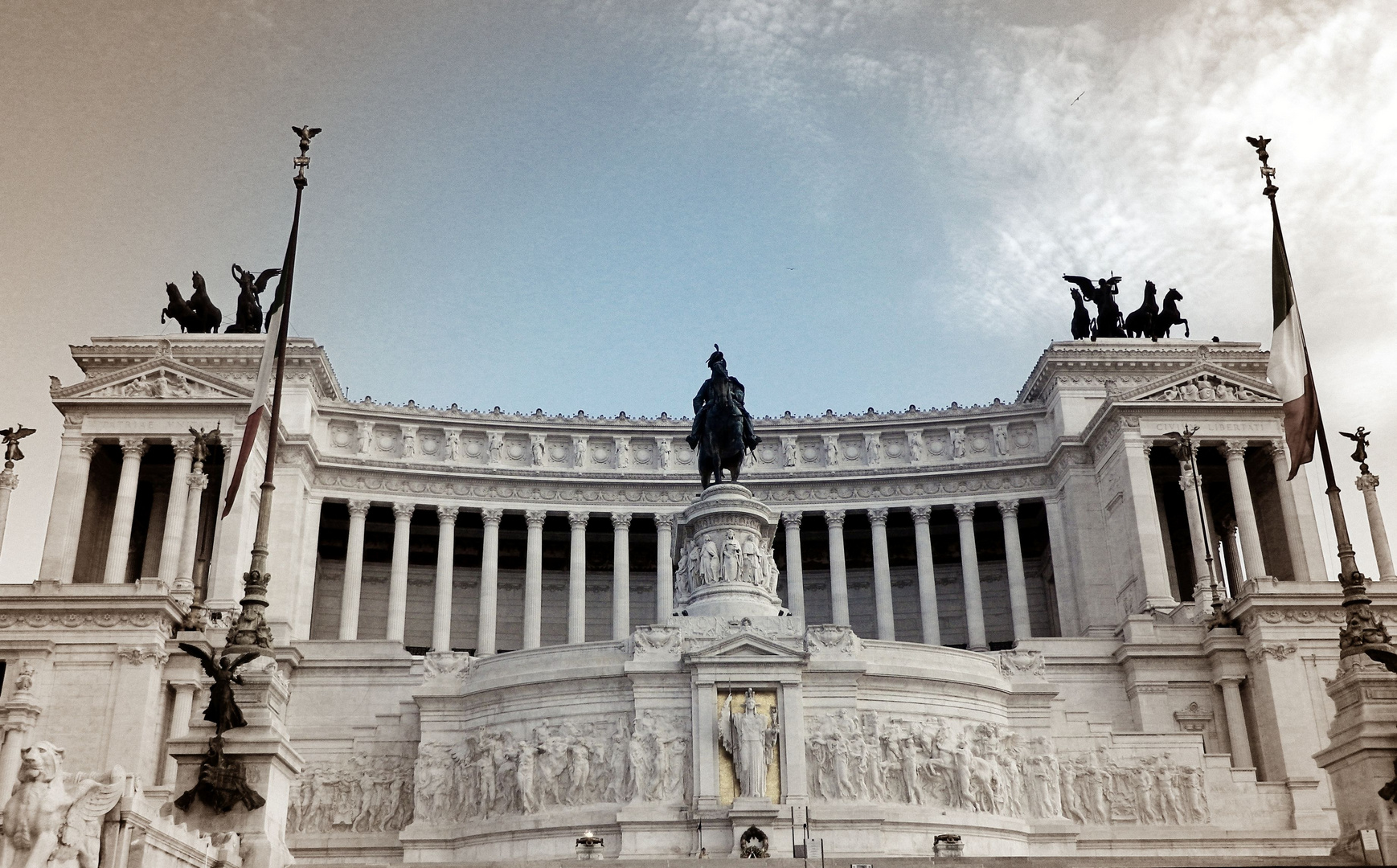 Roma Monumento a Victor Manuel II