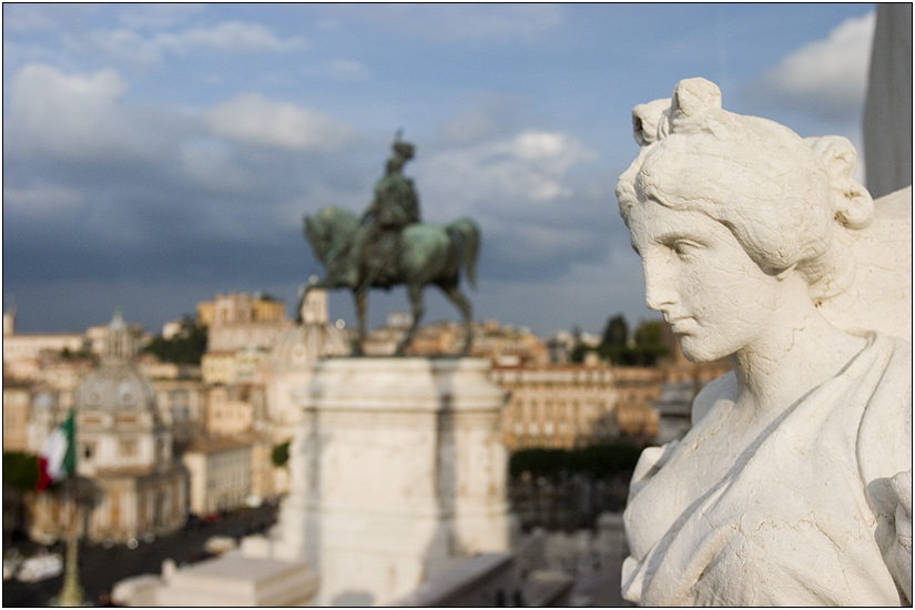 Roma Monuments