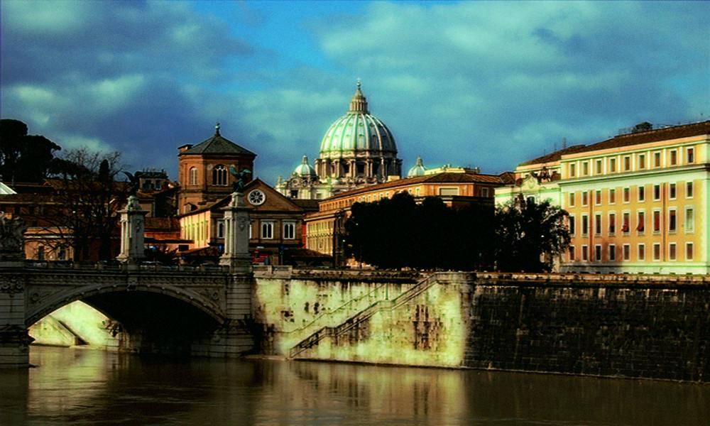 Roma una domenica mattina..!!