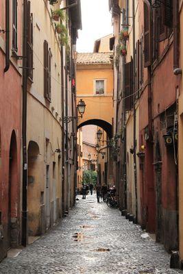Roma, via dei Cappellari