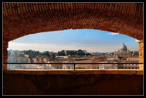 Roma..................aspettando la sera
