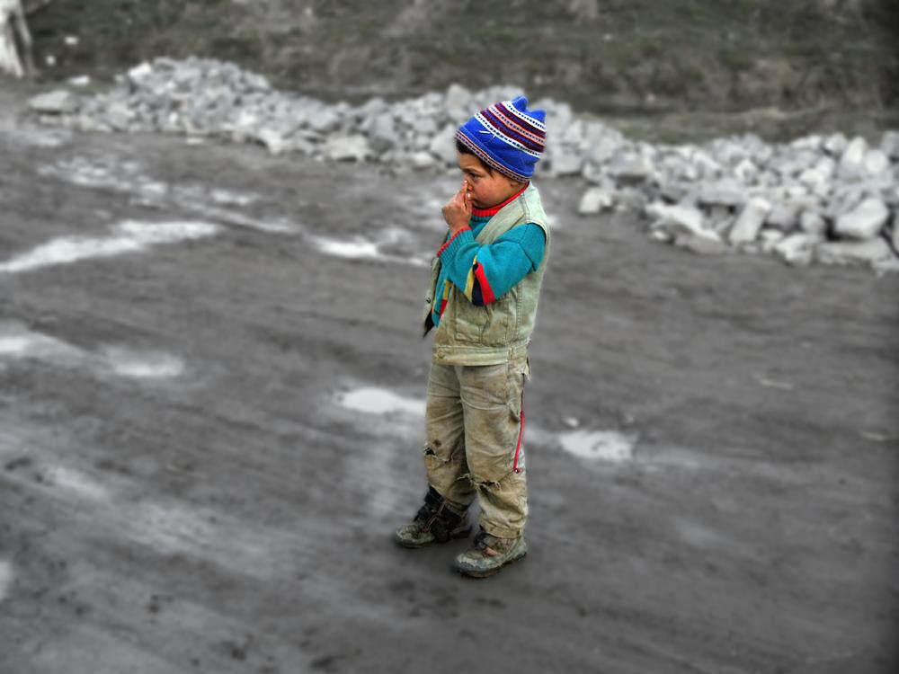 Romakind aus Malancrav  ( Malmkrag )