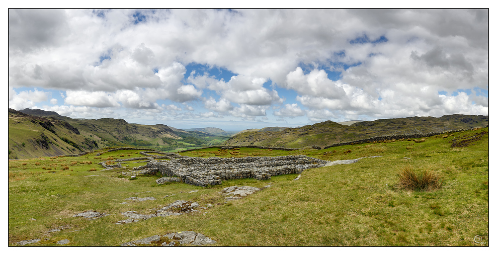 Roman Fort at Hardknott Pass II