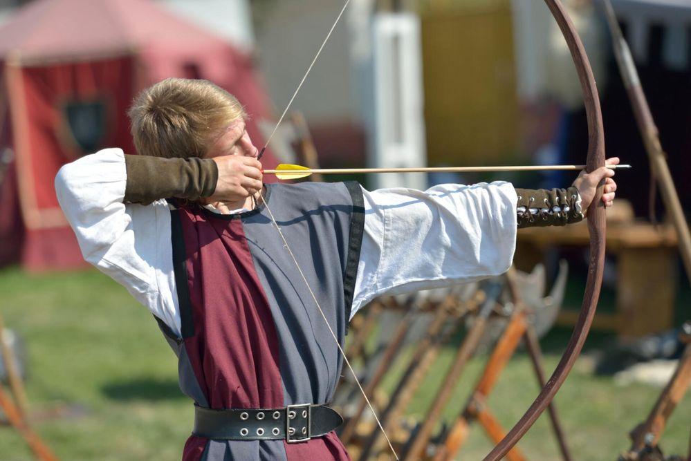 romanian archer