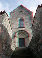 Romanische Kirche Altenstadt