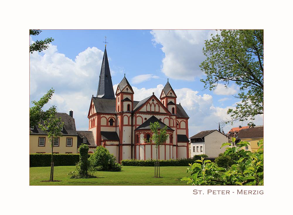 Romanische Kirche St. Peter -