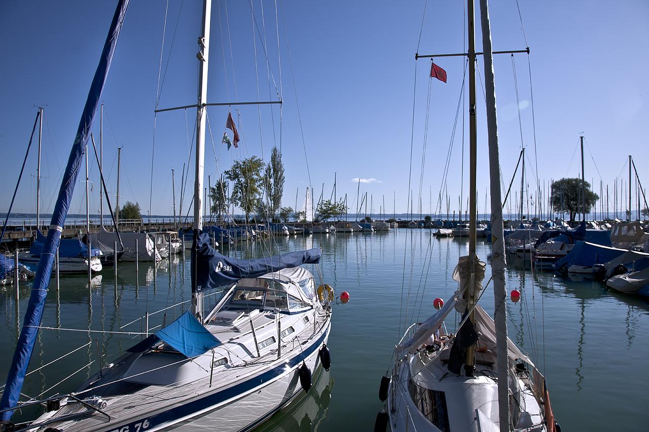 Romanshorner Hafen