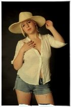 romantic cowgirl