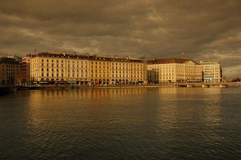 Romantic Geneva