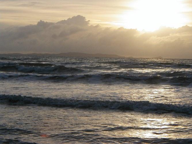 romantic sea