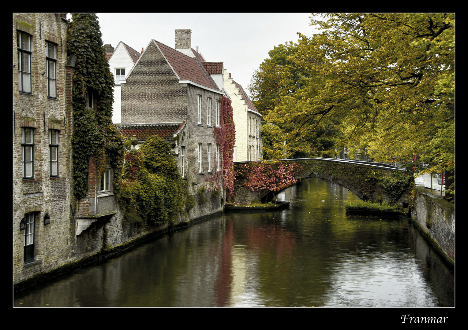 Romántico canal