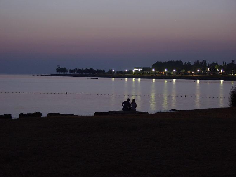 Romantik am Abend
