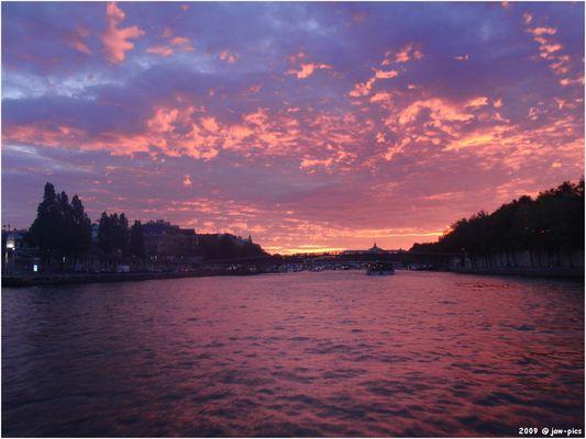 Romantik an der Seine