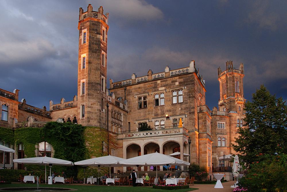Romantik auf Schloss Eckberg