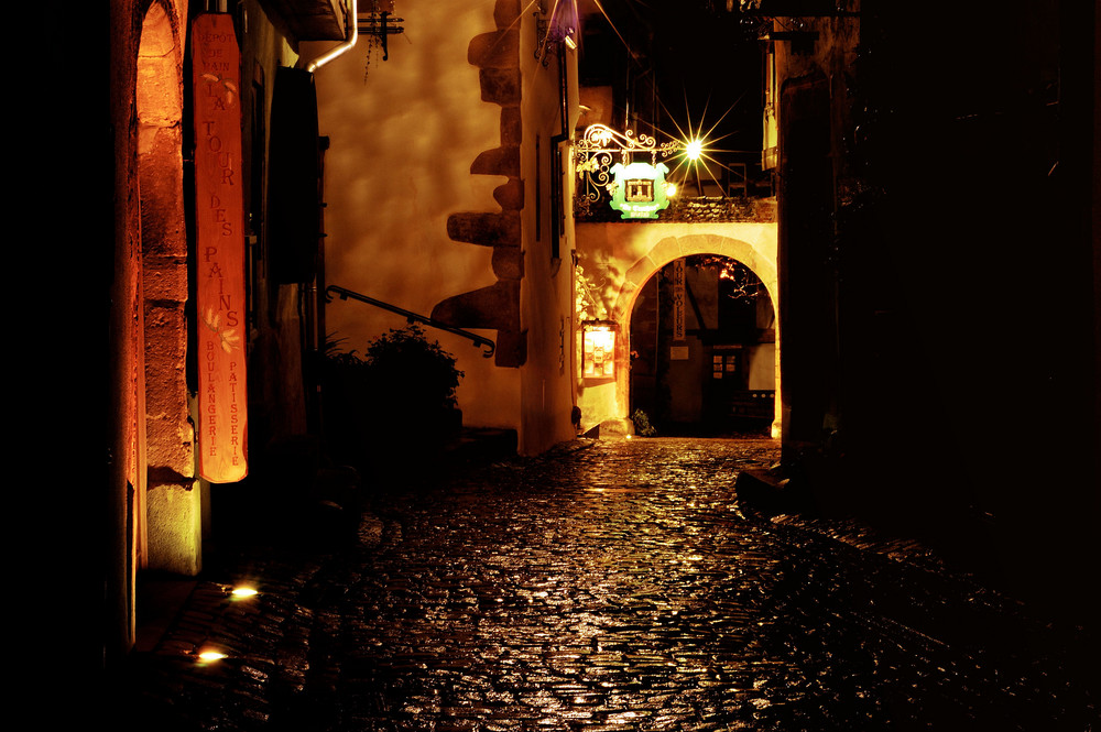 ~Romantik in Riquewihr~