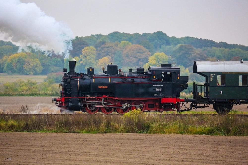Romantische Heidekrautbahn