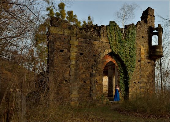 Romantische Ruine...